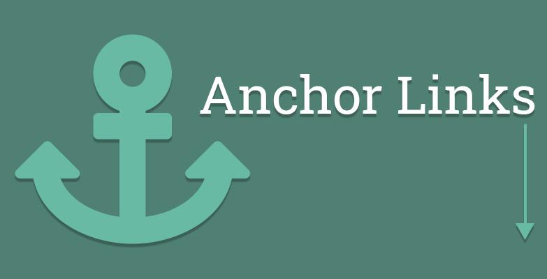 anchor-links